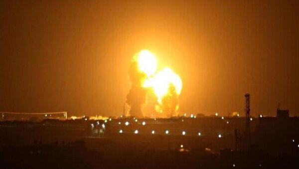 İran, Irak, Ayn el-Esad üssü, saldırı - Sputnik Türkiye