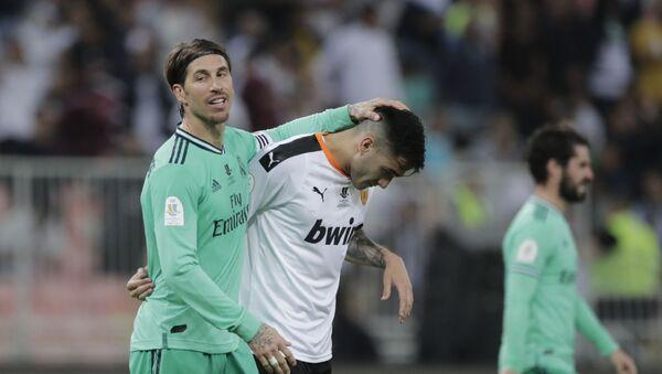 Real Madrid-Valencia - Sputnik Türkiye