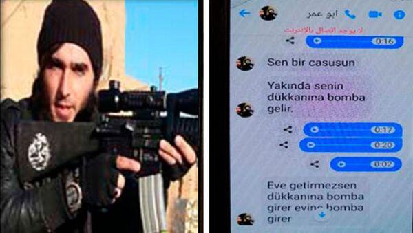 Ankara'da yılbaşı öncesi IŞİD'e yönelik düzenlenen operasyonda gözaltına alınıp, 4'ü tutuklanan, 1'iserbest 5şüphelinin, Kızılay'da yılbaşı kutlamalarına yönelik eylem yapması yönünde talimat aldıkları ortaya çıktı. - Sputnik Türkiye