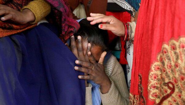 Hindistan - Tecavüz - Kadına şiddet - Sputnik Türkiye