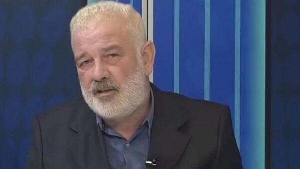 Ali Tezel - Sputnik Türkiye