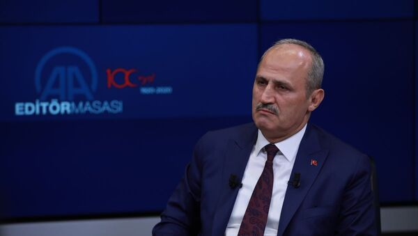 Mehmet Cahit Turhan - Sputnik Türkiye