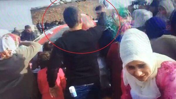 Şanlıurfa'da düğünde havata ateş açan damadın kardeşi tutuklandı - Sputnik Türkiye