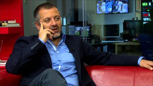 Mehmet Demirkol - Sputnik Türkiye