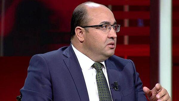 Mehmet Şahin - Sputnik Türkiye