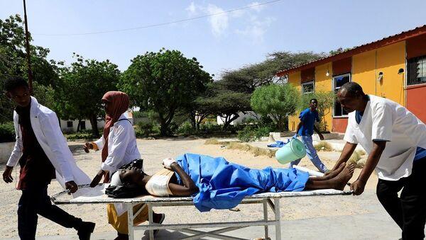 Somali'de bombalı araçla saldırı - Sputnik Türkiye