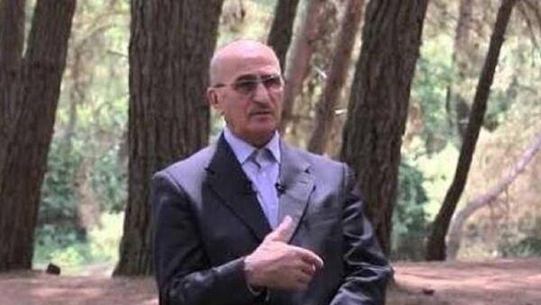 Yusuf Bekmezci - Sputnik Türkiye