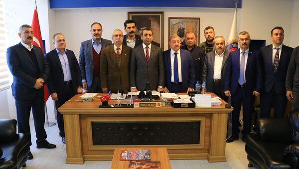 Türk Harb-İş Sendikası Adana Şubesi - Sputnik Türkiye