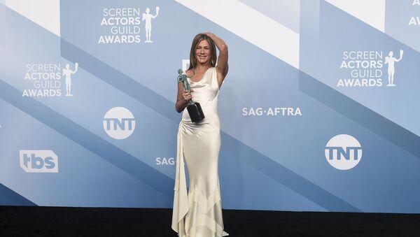 Jennifer Aniston-SAG Ödülleri - Sputnik Türkiye