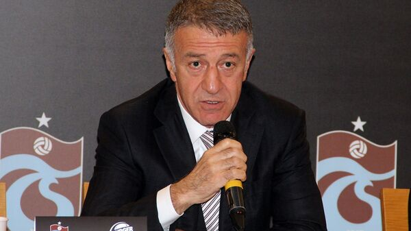 Ahmet Ağaoğlu - Sputnik Türkiye