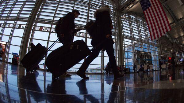 ABD-havalimanı - Sputnik Türkiye