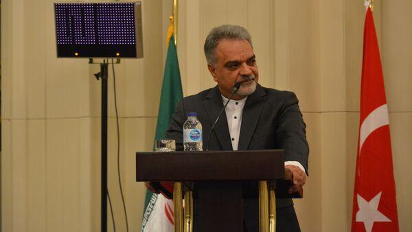 İran'ın Ankara Büyükelçisi Muhammed Farazmand - Sputnik Türkiye