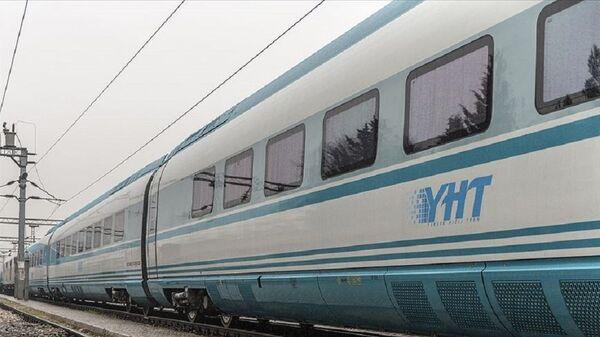 Yüksek Hızlı Tren (YHT) - Sputnik Türkiye