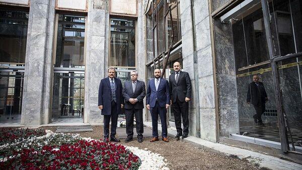 AK Partili Karayel: Doğu Akdeniz konusunun 'AB sıkıntısı' haline getirilmesi doğru değil - Sputnik Türkiye