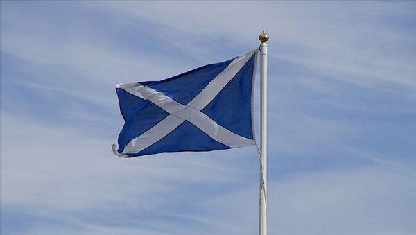 İskoçya Bayrağı - Sputnik Türkiye