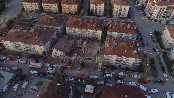 Elazığ deprem - Sputnik Türkiye