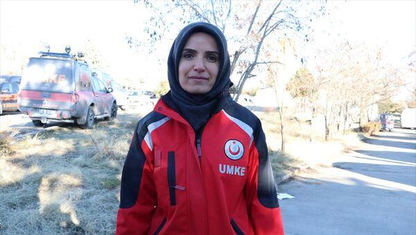 Emine Kuştepe  - Sputnik Türkiye
