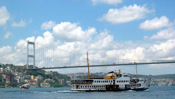 İstanbul deniz ulaşımı - Sputnik Türkiye