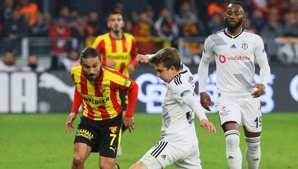 Göztepe - Beşiktaş maçı - Sputnik Türkiye