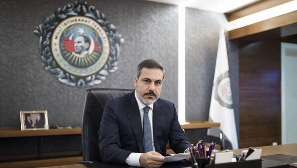 Hakan Fidan - Sputnik Türkiye