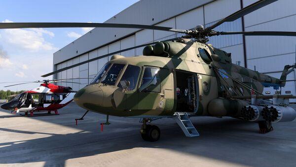 Mi-38 - Sputnik Türkiye