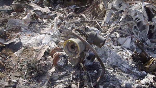 Kobe Bryant'ın hayatını kaybettiği helikopter kazasının enkaz görüntüleri yayınlandı - Sputnik Türkiye