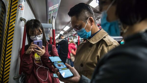 Çin-Hong Kong-koronavirüs salgını - Sputnik Türkiye