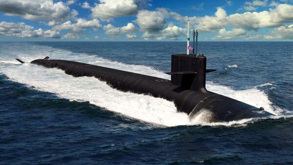 Dünyayı 30 dakikada yok edebilecek denizaltılar - Sputnik Türkiye