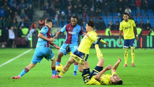 Trabzonspor - Fenerbahçe maçı - Sputnik Türkiye