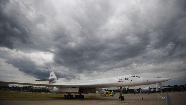 Tupolev Tu-160  - Sputnik Türkiye