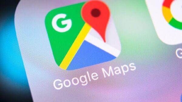 Google Haritalar - Sputnik Türkiye