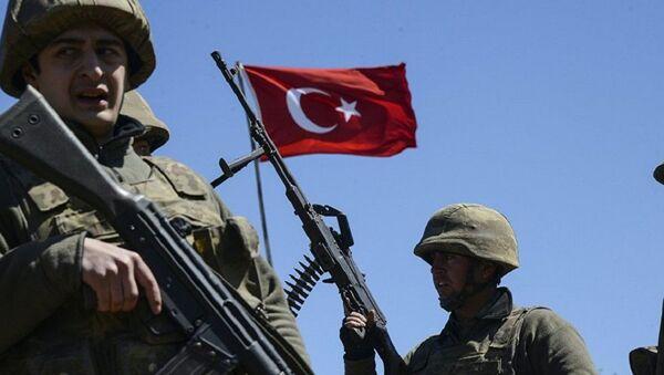 Türk askerleri - Sputnik Türkiye