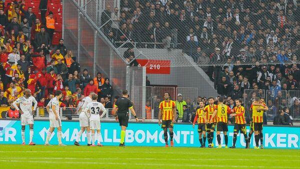 Göztepe - Beşiktaş - Sputnik Türkiye