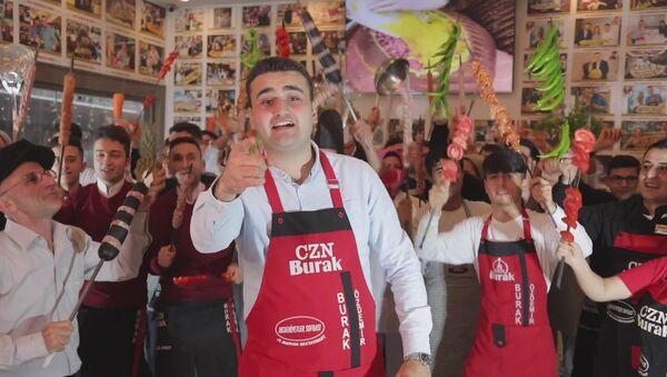CZN Burak - Sputnik Türkiye