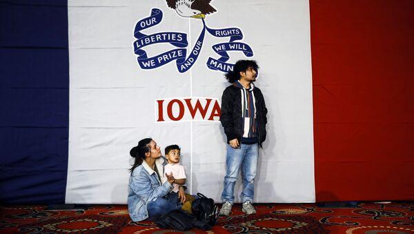 ABD 2020 başkanlık seçimleri-Demokrat Parti-Iowa ön seçim  - Sputnik Türkiye