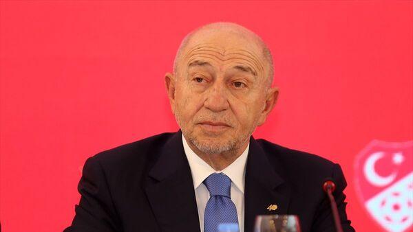 TFF Başkanı Nihat Özdemir - Sputnik Türkiye