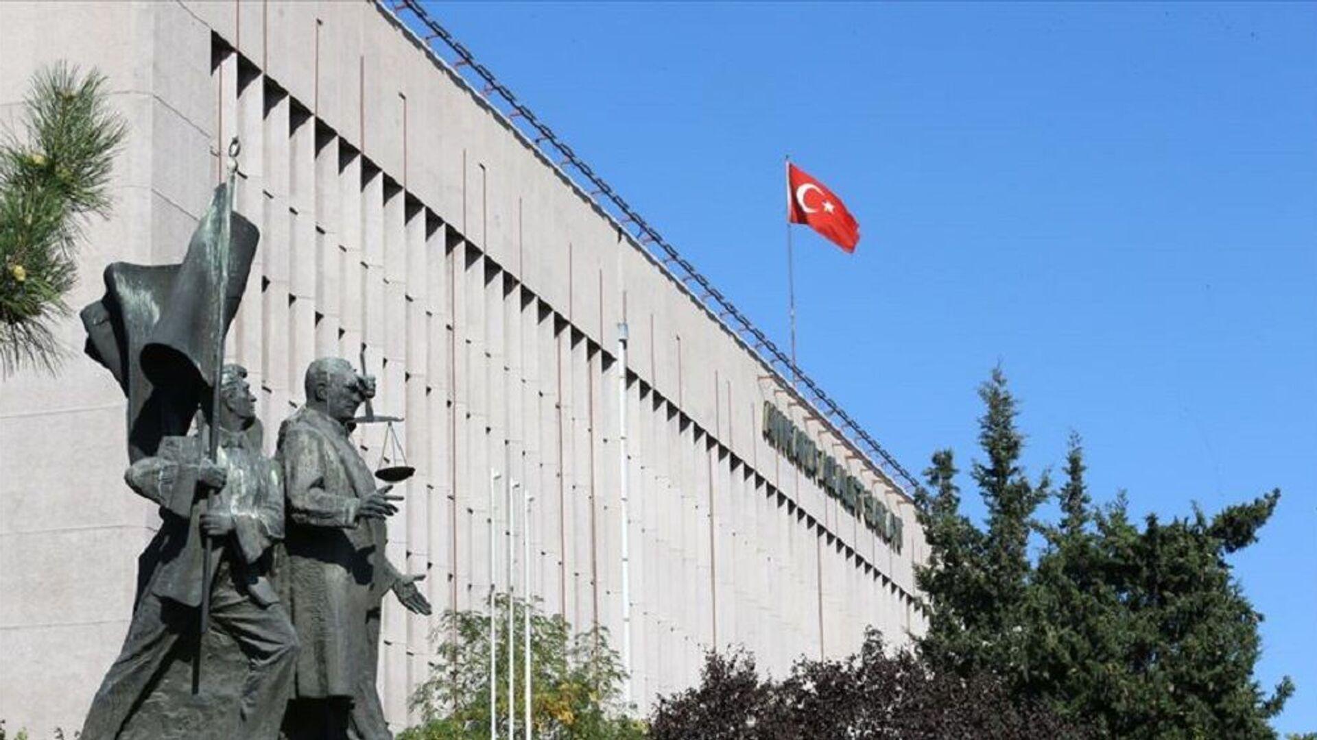 Ankara Adliyesi - Sputnik Türkiye, 1920, 02.02.2021