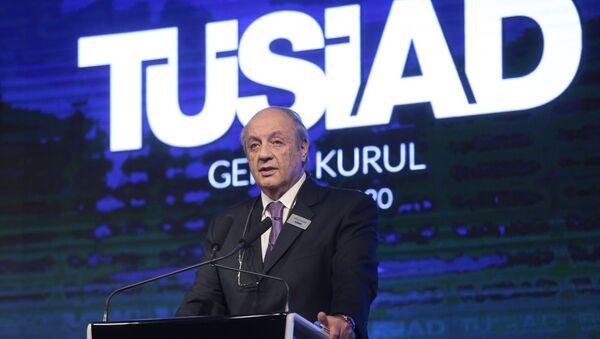 Tuncay Özilhan - Sputnik Türkiye