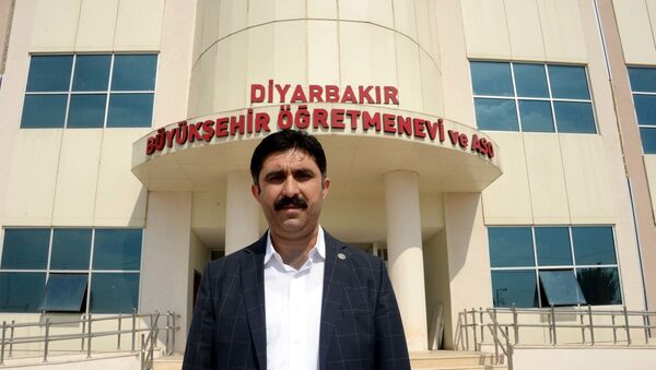 Yunus Memiş - Sputnik Türkiye