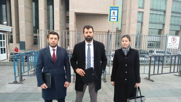 İGA'dan Ali Kıdık hakkında suç duyurusu - Sputnik Türkiye