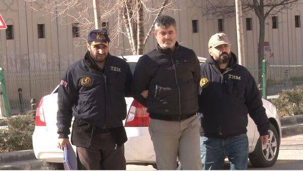 Akın Öztürk'ün emir astsubayı Mehmet Serdar Ö, tutuklandı - Sputnik Türkiye