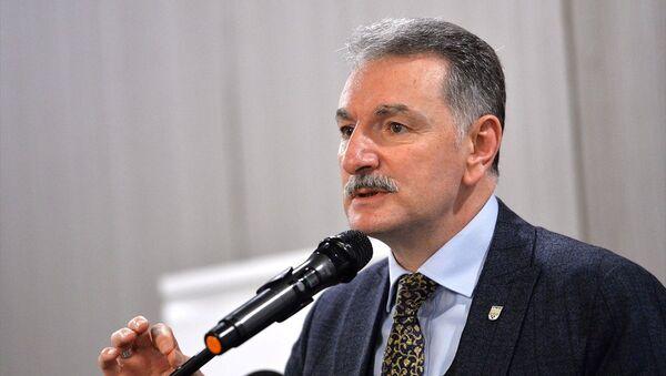 Toprak Mahsulleri Ofisi (TMO) Genel Müdürü Ahmet Güldal - Sputnik Türkiye