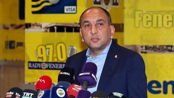 Fenerbahçe başkanvekili Semih Özsoy - Sputnik Türkiye