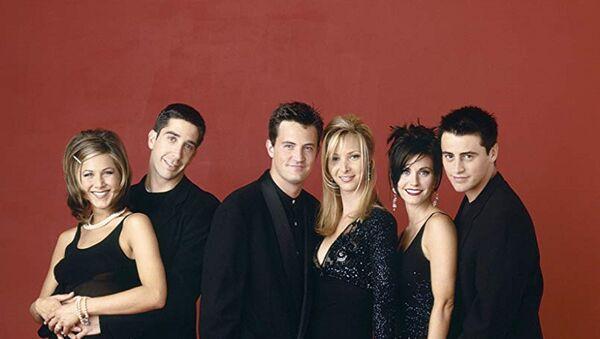 Friends (dizi) - Sputnik Türkiye