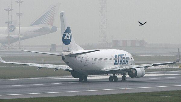 UTair Havayolları-Boeing 737 - Sputnik Türkiye