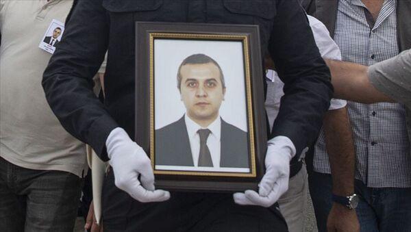 Erbil'de öldürülen Türk diplomat Osman Köse - Sputnik Türkiye