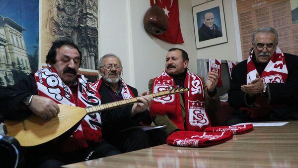 Sivaslı aşıklar - Sputnik Türkiye