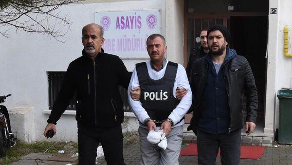 İmirze Sarı  - Sputnik Türkiye