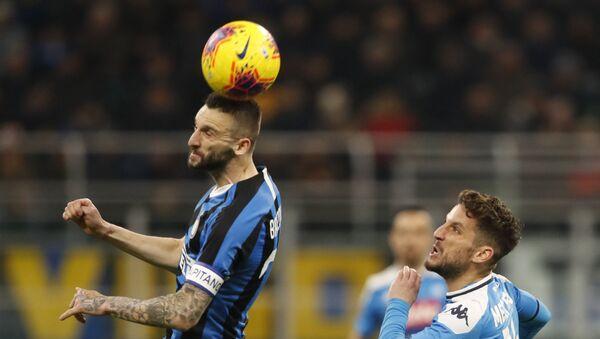 Inter, Napoli - Sputnik Türkiye