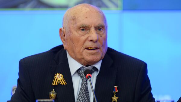 Aleksey Botyan - Sputnik Türkiye